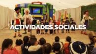ACTIVIDADES SOCIALES